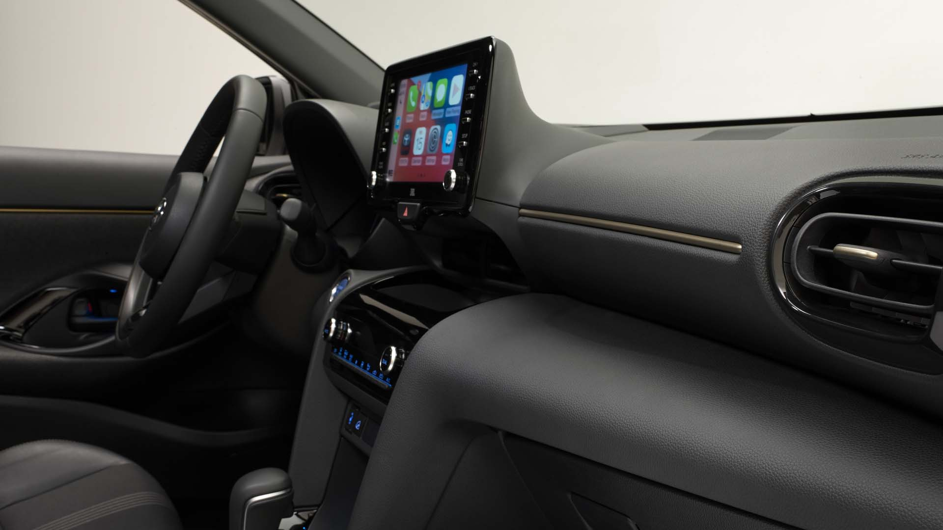 Toyota Yaris Cross 2021 Interior